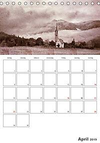 Bilder vergangener Jahre - Südtirol damals (Tischkalender 2019 DIN A5 hoch) - Produktdetailbild 4