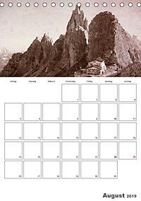 Bilder vergangener Jahre - Südtirol damals (Tischkalender 2019 DIN A5 hoch) - Produktdetailbild 8