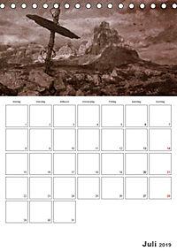 Bilder vergangener Jahre - Südtirol damals (Tischkalender 2019 DIN A5 hoch) - Produktdetailbild 7