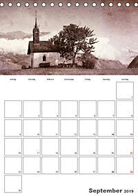 Bilder vergangener Jahre - Südtirol damals (Tischkalender 2019 DIN A5 hoch) - Produktdetailbild 9