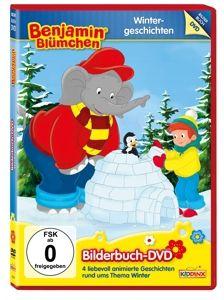 Bilderbuch Dvd : Wintergeschichten, Benjamin Blümchen