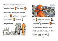 Bildermaus - Lesen lernen mit Stickern - Geschichten vom Astronauten - Produktdetailbild 1