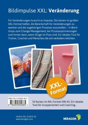 Bildimpulse XXL: Veränderung, 50 Karten, Claus Heragon