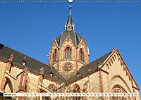 Bildschönes Heppenheim Mittelpunkt der Hessischen Bergstraße (Wandkalender 2019 DIN A2 quer) - Produktdetailbild 1
