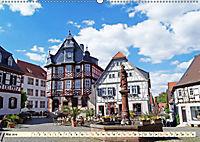 Bildschönes Heppenheim Mittelpunkt der Hessischen Bergstraße (Wandkalender 2019 DIN A2 quer) - Produktdetailbild 5