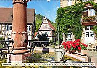 Bildschönes Heppenheim Mittelpunkt der Hessischen Bergstraße (Wandkalender 2019 DIN A2 quer) - Produktdetailbild 8