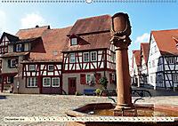 Bildschönes Heppenheim Mittelpunkt der Hessischen Bergstraße (Wandkalender 2019 DIN A2 quer) - Produktdetailbild 12