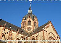 Bildschönes Heppenheim Mittelpunkt der Hessischen Bergstraße (Wandkalender 2019 DIN A3 quer) - Produktdetailbild 1