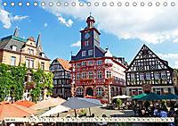 Bildschönes Heppenheim Mittelpunkt der Hessischen Bergstraße (Tischkalender 2019 DIN A5 quer) - Produktdetailbild 7