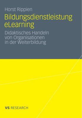 Bildungsdienstleistung eLearning, Horst Rippien