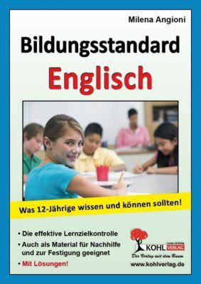 Bildungsstandard Englisch, Milena Angioni
