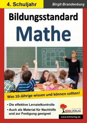 Bildungsstandard Mathematik, Birgit Brandenburg
