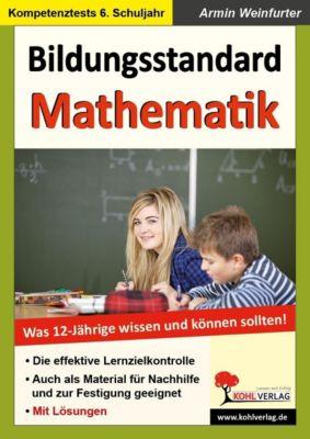 Bildungsstandard Mathematik, Armin Weinfurter