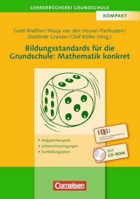 Bildungsstandards für die Grundschule: Mathematik konkret, m. CD-ROM