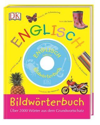 Bildwörterbuch Englisch, m. 1 Audio-CD