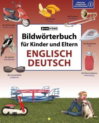 Bildwörterbuch für Kinder und Eltern Englisch-Deutsch, Igor Jourist