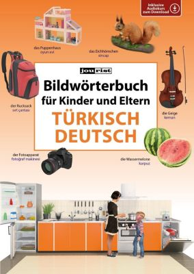 Bildwörterbuch für Kinder und Eltern - Türkisch-Deutsch -  pdf epub