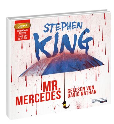 Bill Hodges Band 1: Mr. Mercedes (3 MP3-CDs) - Stephen King |