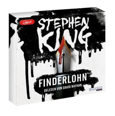 Bill Hodges Band 2: Finderlohn (3 MP3-CDs) - Stephen King |