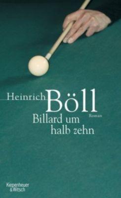 Billard um halb zehn, Heinrich Böll
