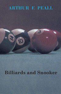Billiards And Snooker, Arthur Peall