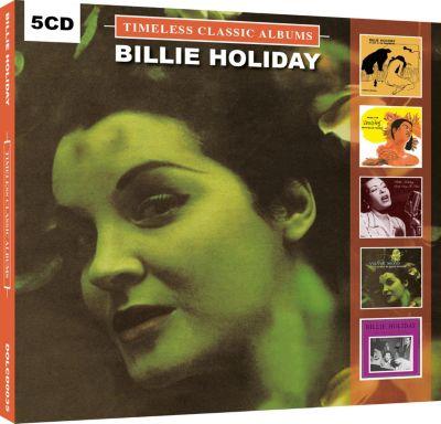 Billie Holiday, 5 CDs