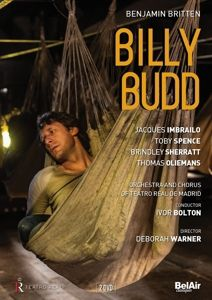 Billy Budd, Imbrailo, Spence, Bolton, Orch.&Ch.TeatroRealMadrid