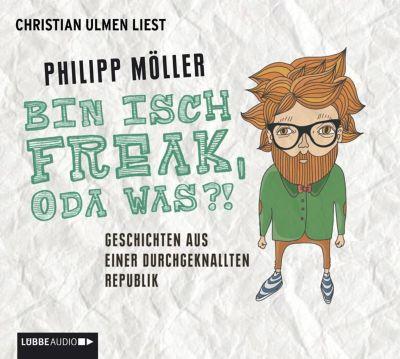 Bin isch Freak, oda was?!, 4 Audio-CDs, Philipp Möller