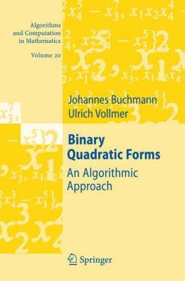 Binary Quadratic Forms, Johannes Buchmann, Ulrich Vollmer