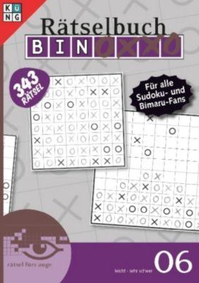 Binoxxo Rätselbuch