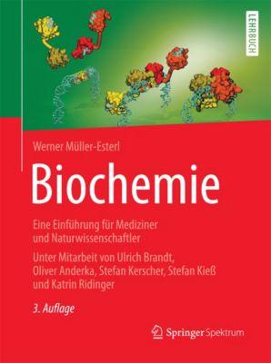Biochemie, Werner Müller-Esterl
