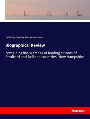 Biographical Review, Publishing Company Biographical Review