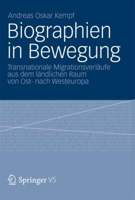Biographien in Bewegung, Andreas Oskar Kempf
