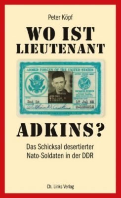 Biographien: Wo ist Lieutenant Adkins?, Peter Köpf