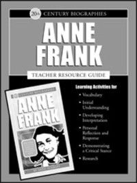 Biographies of the 20th Century: Anne Frank
