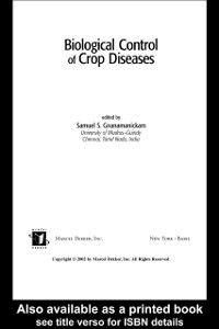 Biological Control of Crop Diseases