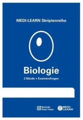 Biologie, 2 Bde. + Examensfragen, Sebastian Huss