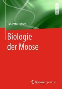 Biologie der Moose, Jan-Peter Frahm