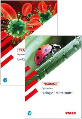 Biologie - Mittelstufe, 2 Bde.