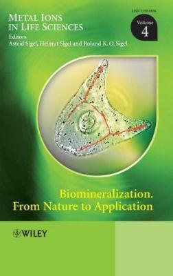 Biomineralization, Astrid Sigel, Helmut Sigel, Roland K. O. Sigel