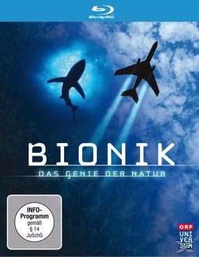Bionik - Das Genie der Natur, Alfred Vendl, Steve Nicholls