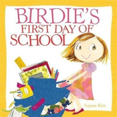 Birdie's First Day of School, Sujean Rim