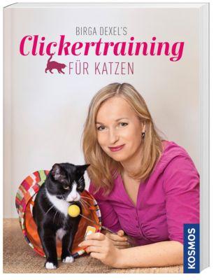 Birga Dexel's Clickertraining für Katzen, Birga Dexel