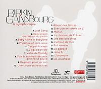 Birkin/Gainsbourg: Le Symphonique - Produktdetailbild 1