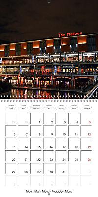 BIRMINGHAM SPOTS (Wall Calendar 2019 300 × 300 mm Square) - Produktdetailbild 5