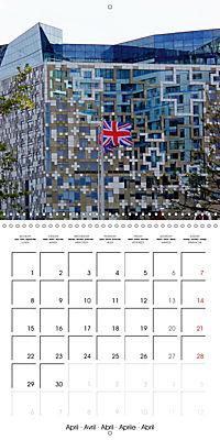 BIRMINGHAM SPOTS (Wall Calendar 2019 300 × 300 mm Square) - Produktdetailbild 4