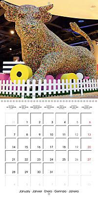 BIRMINGHAM SPOTS (Wall Calendar 2019 300 × 300 mm Square) - Produktdetailbild 1