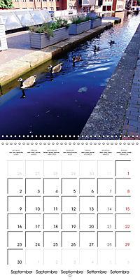 BIRMINGHAM SPOTS (Wall Calendar 2019 300 × 300 mm Square) - Produktdetailbild 9