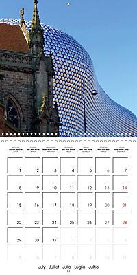 BIRMINGHAM SPOTS (Wall Calendar 2019 300 × 300 mm Square) - Produktdetailbild 7