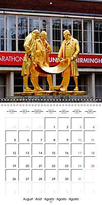 BIRMINGHAM SPOTS (Wall Calendar 2019 300 × 300 mm Square) - Produktdetailbild 8